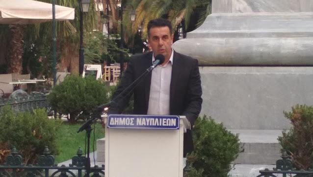 Δ. Κωστούρος για το πάρκο Κολοκοτρώνη: Όσοι μιλούν για νίκες, ήττες και καταστροφές απλά συνεχίζουν να παραπληροφορούν τον κόσμο