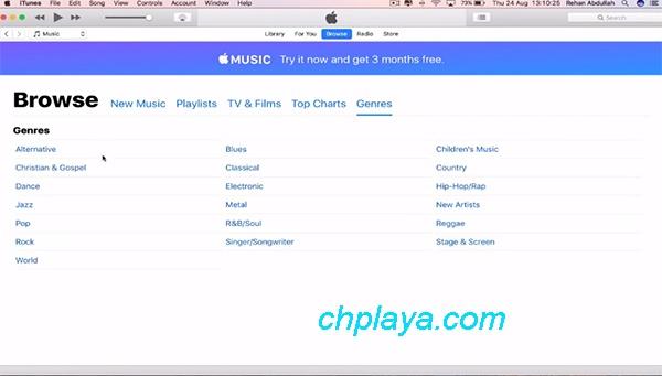 Download iTunes - Tải về iTunes 12 64-bit mới nhất cho PC Win 7/10  2