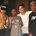 Nog, MC Lan, Orochi e Kizzy entram juntos no estúdio para gravar novo material