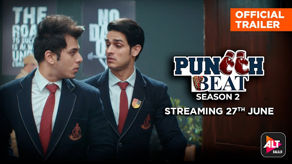Puncch Beat Season 2 Web Series on OTT platform ALTBalaji - Here is the ALTBalaji Puncch Beat Season 2 wiki, Full Star-Cast and crew, Release Date, Promos, story, Character, Photos, Title Song.