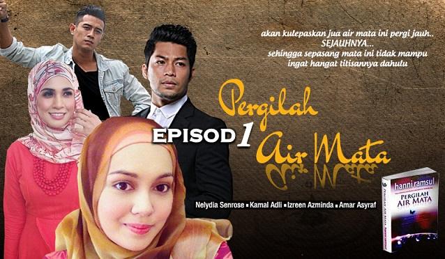 Drama Pergilah Air Mata TV1 Slot Widuri - Episod 1 (HD)
