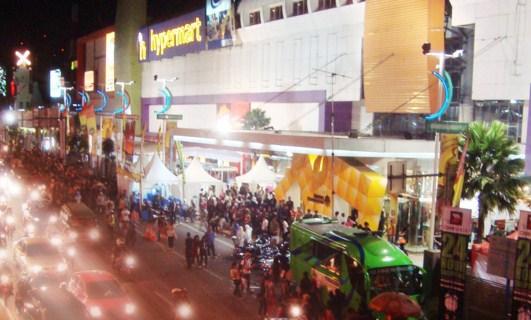 Tempat Wisata Belanja Murah di Bandung