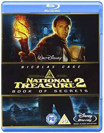 National Treasure 2 Book Of Secrets 2007 480p 300MB Dual Audio
