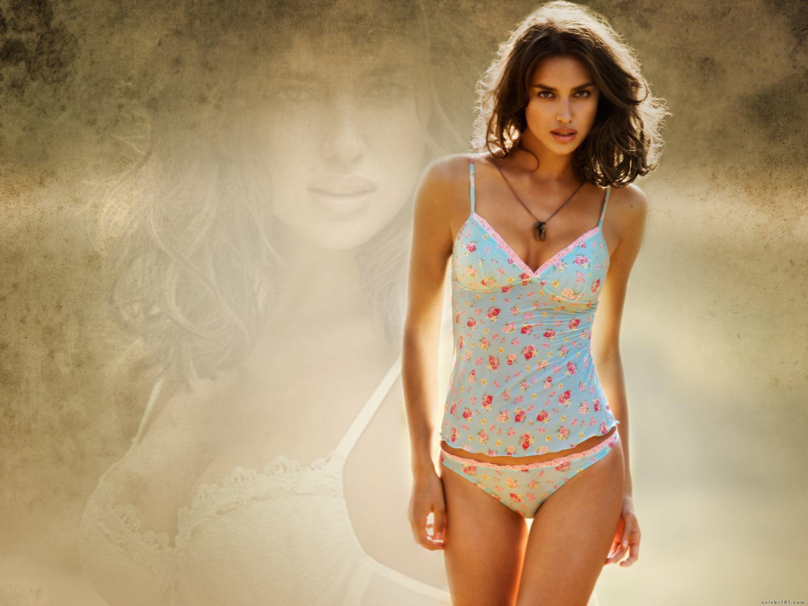 Russian Model Irina Shayk Wallpaper