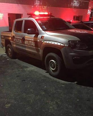 Polícia Militar prende em Guarabira suspeito de descumprir medida protetiva e embriaguez ao volante