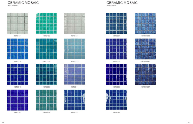 WATER FEATURE TILES UAE