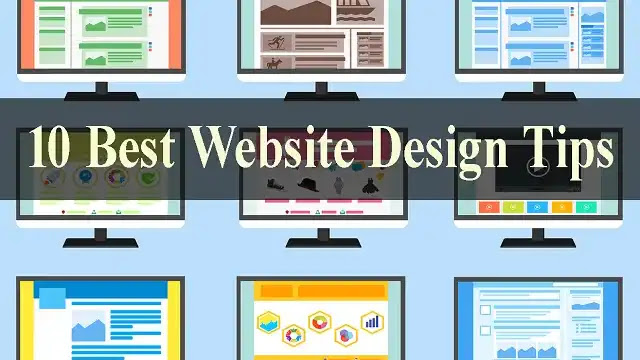 Best Website Design Tips For The Beginners
