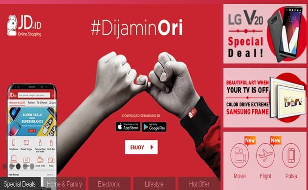 Promo Terbaru JD.ID Oktober 2017 Special Deal  - JD.ID