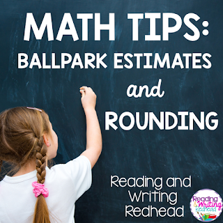Ballpark Estimate Tips from Reading and Writing Redhead