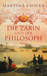 Martina Sahler - Die Zarin und der Philosoph