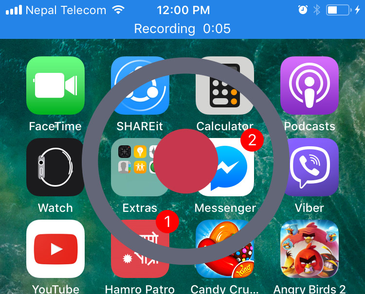How to record screen on iOS 11 using Control Center. You can directly start recording your iPhones screen using iOS 11 Control Center.