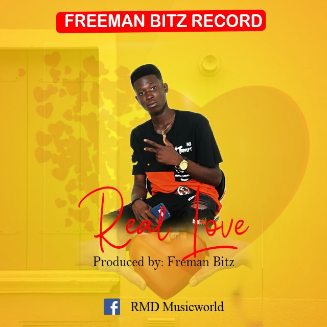 RMD - Real Love (Prod by Freeman Bitz) - Bangs Entertainment