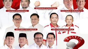 'Kutukan' PDIP Di Pilkada Boltim 2020