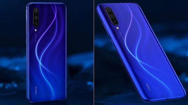 Xiaomi Mi CC9 Blue