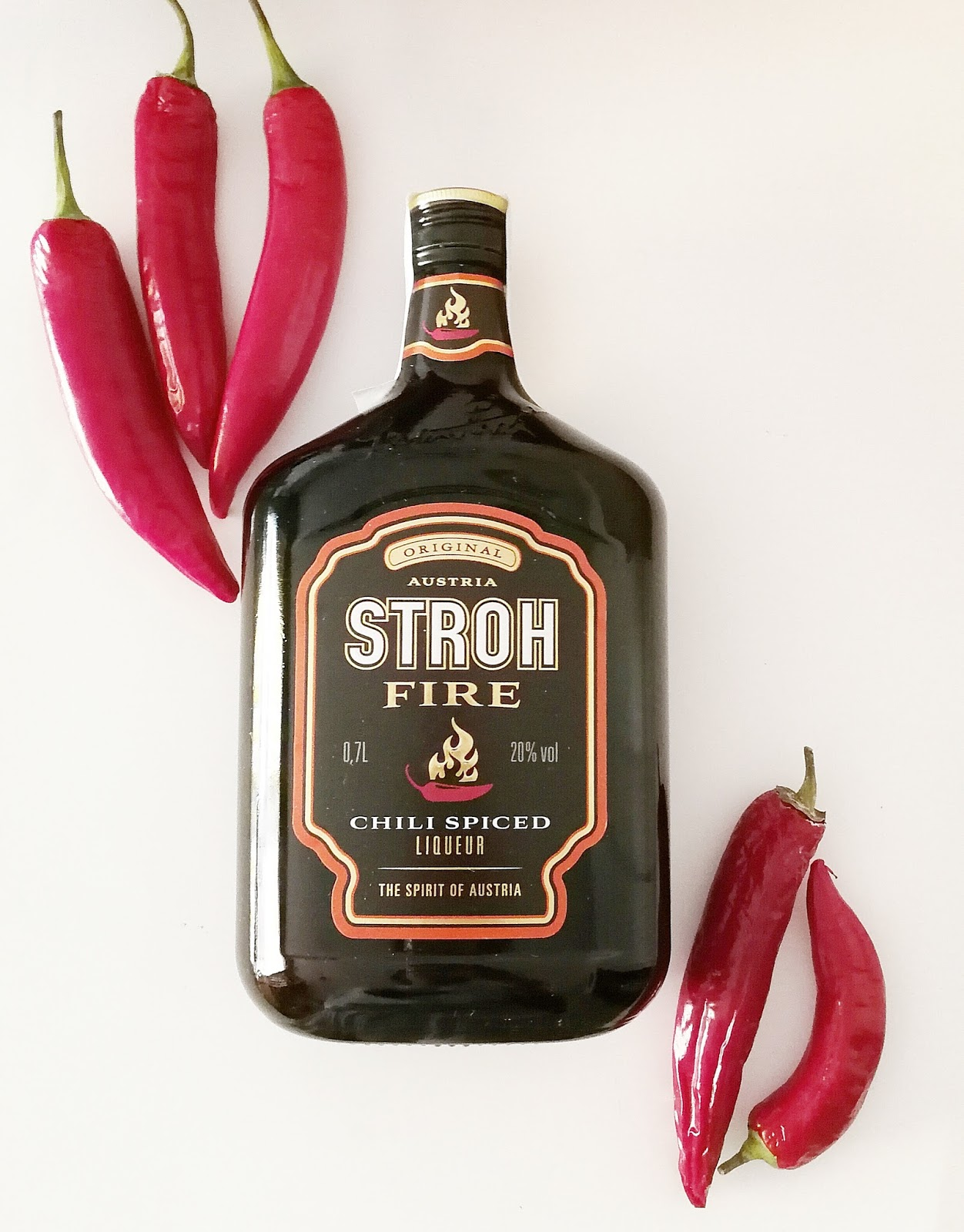 bebidas con chile