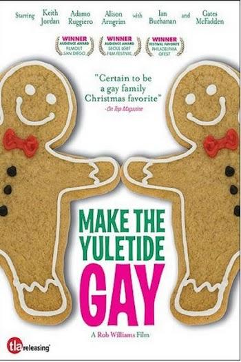 VER ONLINE Y DESCARGAR: Hacer Gay la Navidad - Make the Yuletide Gay - PELICULA - EEUU - 2009 en PeliculasyCortosGay.com
