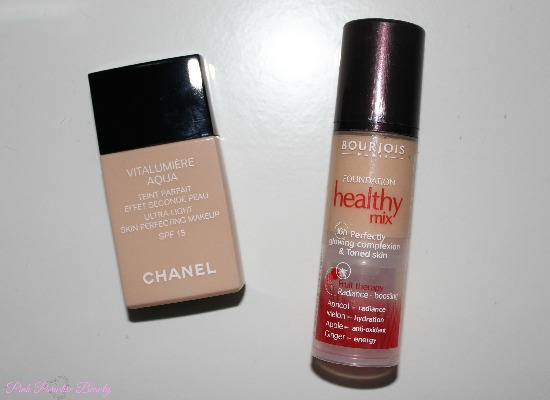 Bourjois Healthy Mix Foundation Review Amp Photos Chanel