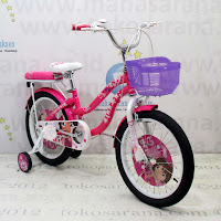 Sepeda Anak Pacific Astina CTB 18 Inci