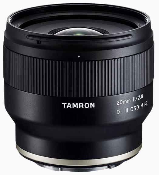 Tamron 20mm f/2.8 Di III OSD M1:2 (F050) для Sony E