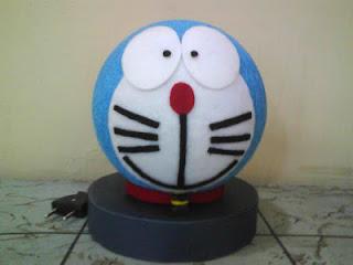 Lampion Doraemon