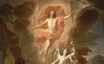 Ressurreição de Jesus Cristo - Catecismo da Igreja Católica