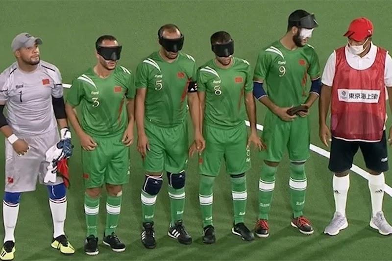 """المنتخب المغربي للمكفوفين يحصد برونزية الألعاب """"البارالمبية"""""""