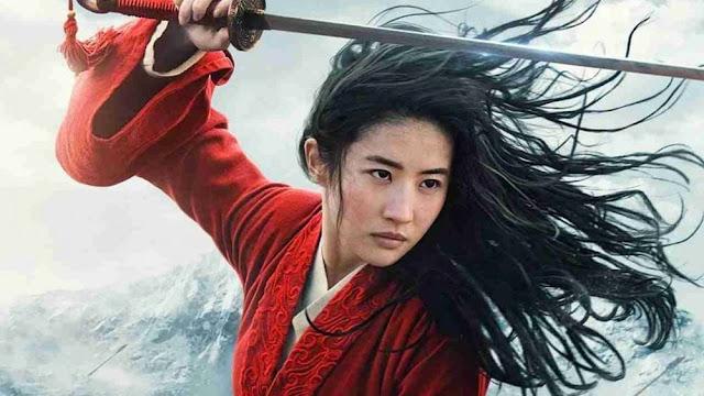 """Por el coronavirus Disney renuncia a los cines y """"Mulan"""" se verá por internet"""