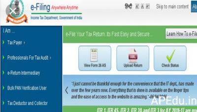 ITR Filing: A New Way to  e-verification process To facilitate ITR e-verification process,easy way to e-filing portal launches new facility