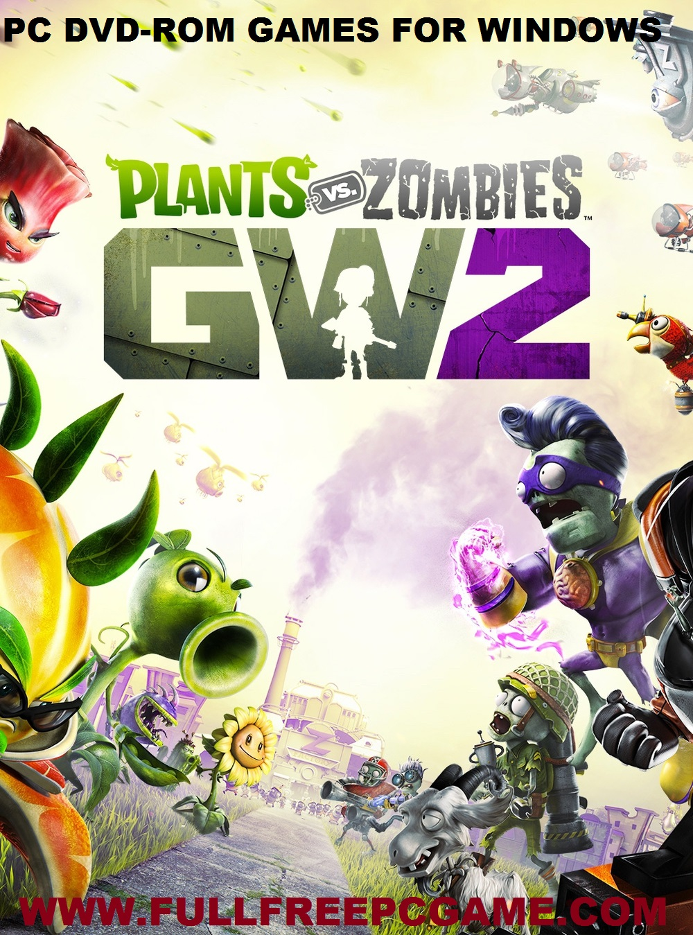 Full Free Game Download Plants Vs Zombies Garden Warfare 2 Download Pc Full Game