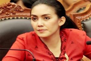 PDIP Copot Rieke Diah Pitaloka dari Wakil Ketua Baleg, Gara-gara RUU HIP?
