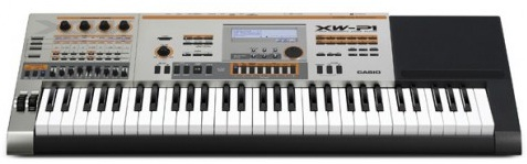 organ Casio XW-P1