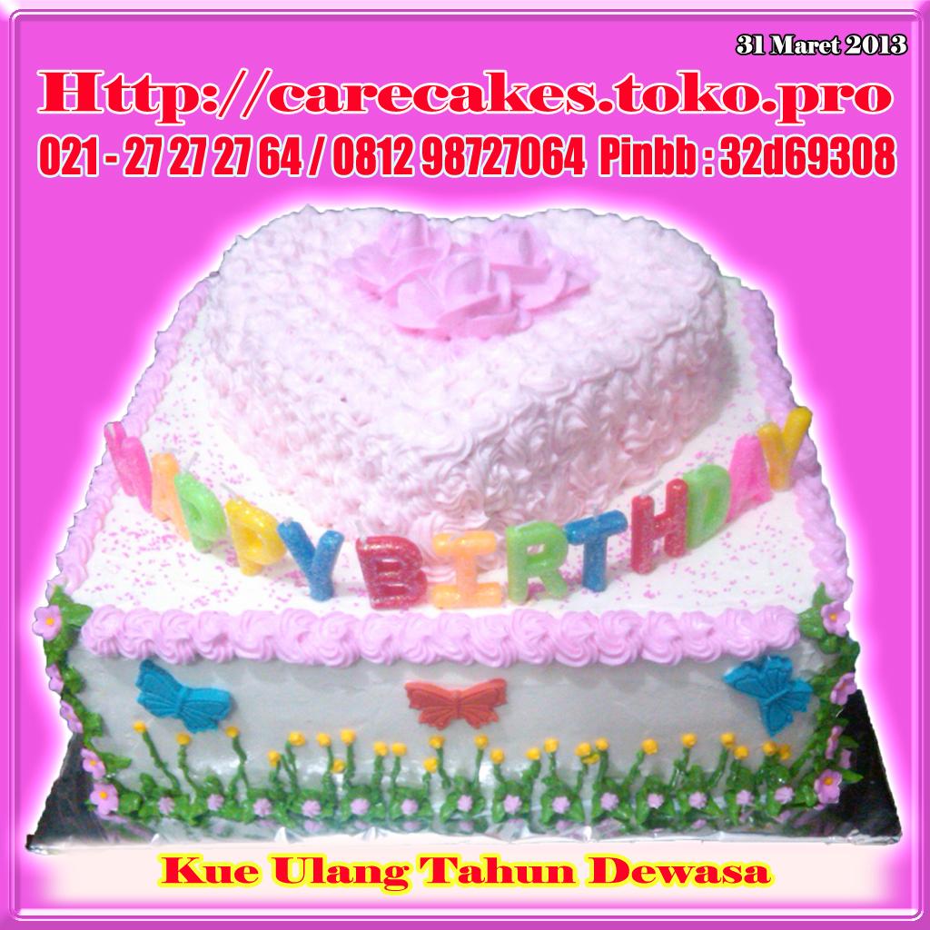 Kue Ulang Tahun Di Jakarta Kue Ulang Tahun