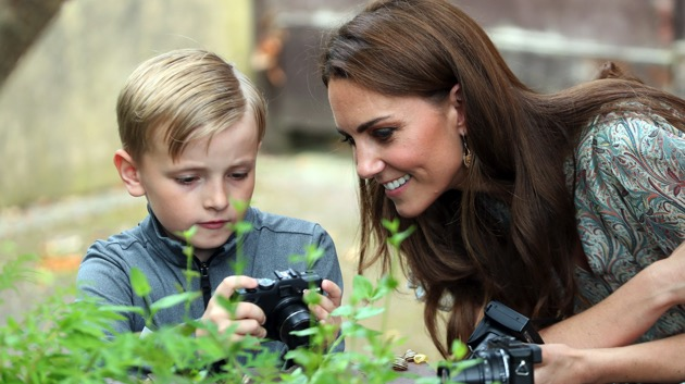 Księżna Cambridge na warsztatach The Royal Photographic Society
