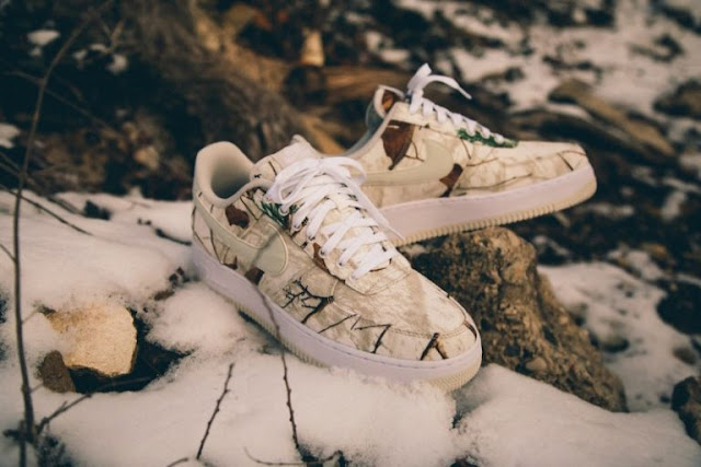 "Nike Air Force 1 Low ""Realtree Camo"""