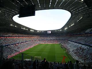 Stadion Kandang Bayern Munchen