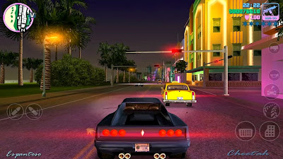 Screenshot GamePlay GTA Vice City