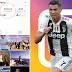 Ronaldónak már negyedmilliárd követője van az Instagramon