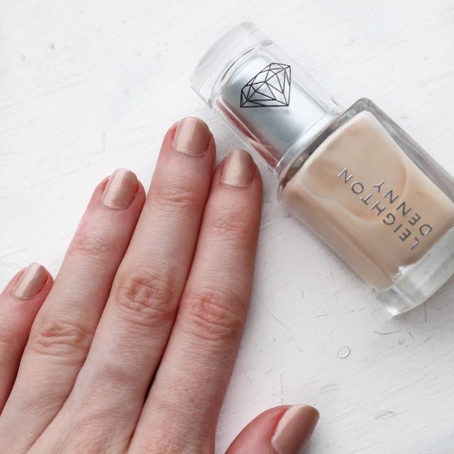 Leighton-Denny-Nude-Diamond-Nail-Polishes-Review