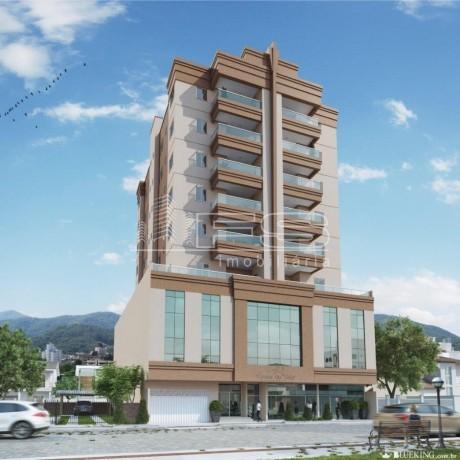 ref: 1265 - Residencial Brisa do Vale - Apartamentos com 2 suítes e 2 dormitórios sendo 1 suíte - Meia Praia - Itapema/SC