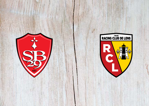 Brest vs Lens -Highlights 18 April 2021
