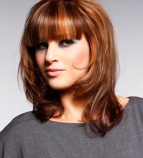Style Rambut Layer Pendek Paras Bahu Perempuan Terkini ...