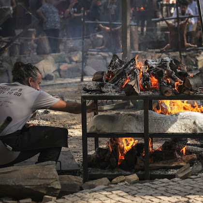 Chefs on Fire está de volta para a segunda edição.