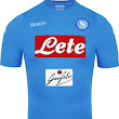 Nouveau Maillot de foot Napoli Football Club 2016 2017