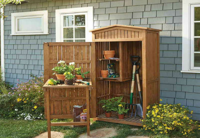 Garden Tool Storage Ideas garden tool storage clips garden shed tool storage ideas Various Garden Tool Storage Ideas