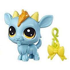 LPS Series 5 Lucky Pets Fortune Cookie Zan (#No#) Pet