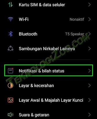 memblokir notifikasi mengganggu aplikasi dan browser