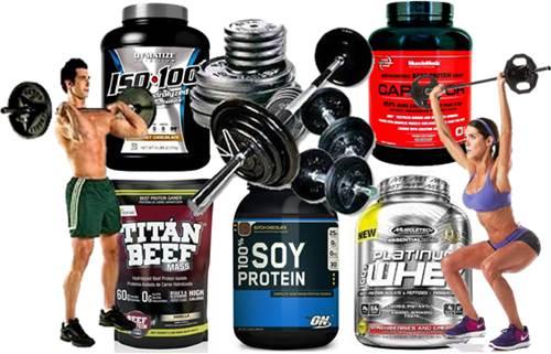 Los batidos de proteínas son de gran ayuda cuando haces rutinas de pesas