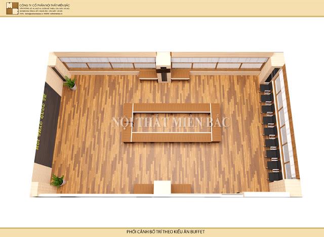 Lựa chọn nội thất phòng họp với màu sắc phù hợp nhằm mang đến cho không gian sự độc đáo và cuốn hút hơn bao giờ hết