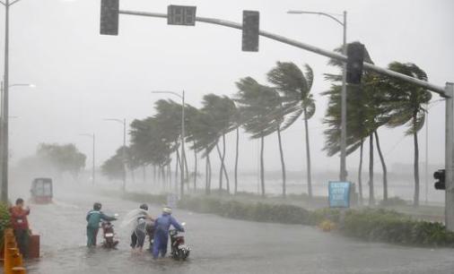 Doa Ketika Ada Angin Kencang Yang Menakutkan