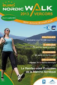 Euronordicwalk Vercors 2013 affiche